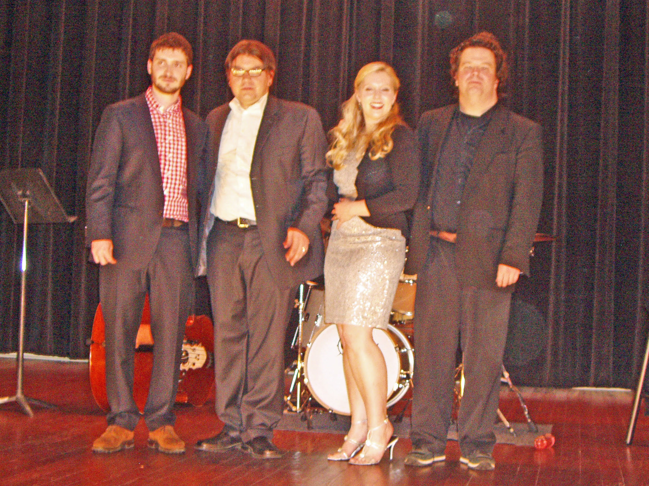 Courtney Renee Jazz Band